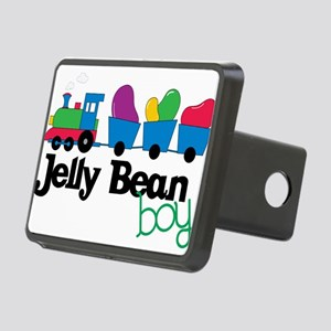 Jelly Bean Boy Rectangular Hitch Cover